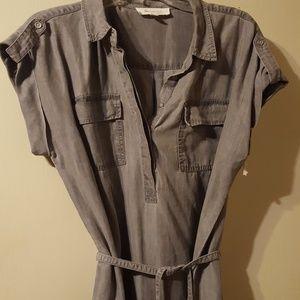 Gray Vince Camuto Dress